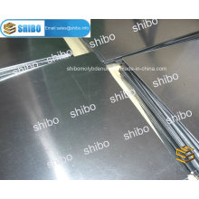 99.95% Pure Molybdenum Sheets for Sapphire Crystal Growth