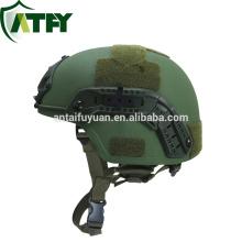 Casco antibalas de casco militar antibalas de casco balístico a prueba de balas táctico de fábrica