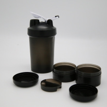 Factory making for China Gym Shaker,Food Grade Shaker Bottle,Sports Shaker,Mixball Shaker Manufacturer 450ml Shaker Screwed with Jars and Pill box supply to Puerto Rico Wholesale