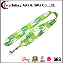 Custom Printed Polyester Phone Holder Lanyard