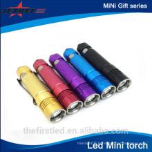 300LM Cree XPE Lampe LED 3 Modes Mini 3 watts lampe de poche led