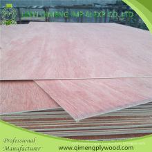 Poplar/Hardwood Core Bbcc Grade 3.2mm Bintangor Plywood with Cheap Price