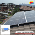 Anderen Plan Solar PV Tin Roof Installation (NM0526)