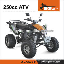 EEC ATV 250cc Quad Bike