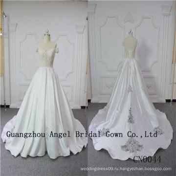 Уникальное и идеальное свадебное платье