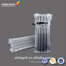 Plastic air cushion bag filling packing materials for toner cartridge