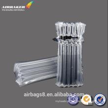 saco de envoltório de coxim de ar de 7 colunas Q-cap para toner airbag à prova de choque