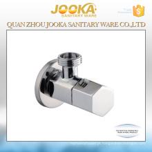Sanitário melhor 90 graus bom preço válvula de ângulo de latão de bronze de água