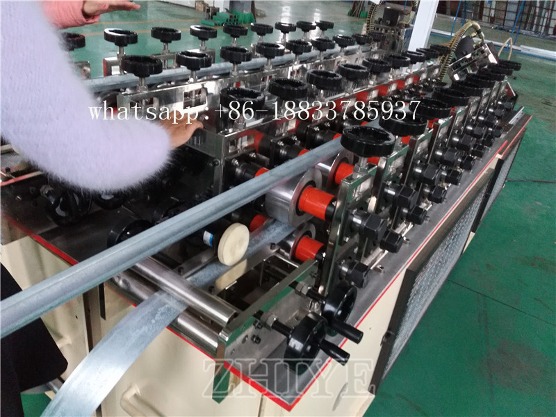 Light Steel Frame Cold Rolling Forming Machinery