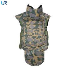 Full Guard Military Camoulfage Aramid-Tarnung Kugelsichere Jacke / Ballistische Weste