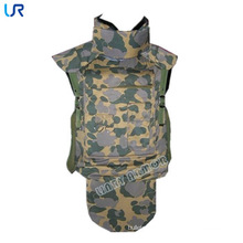 Full Guard Military Camoulfage Aramid camouflage Bulletproof Jacket / Ballistic Vest