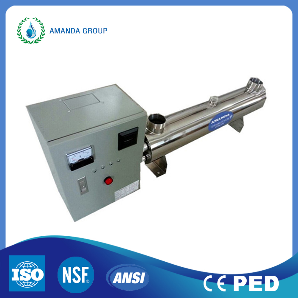 UV Water Sterilizer For Drinking Water Purification system