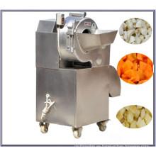 Cortadora automática de la patata / máquina de cortar en cubitos de la fruta / máquina de cortar en cubitos de la fruta