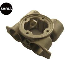 Précision de corps de valve en acier, investissement, moulage perdu de cire