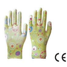 Top quality good reputation custom nitrile garden gloves