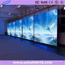 Usine d'écran polychrome d'affichage à LED de panneau d'affichage à LED de location d'intérieur (P3.91, P4.81, P5.68, P6.25)