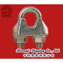 din1142 están construidos con pinza de cable de acero electro galvanizado de alta calidad