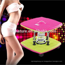 Masaje de pies redondo magnético figura Twister recortadora cintura ejercicio cuerpo