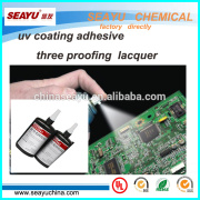 UV 3342 - uv acrylic coating adhesive with non solvent