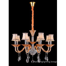 Gold small pendant chandelier lights