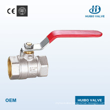 1/2′′-2′′ Inch Brass Ball Valve with Ce Certificate
