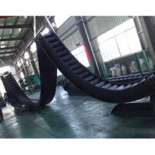 High-Angle Heavy Duty Transport Corrugated Sidewall Conveyor Belt