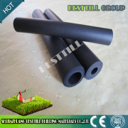 Building Material Elastic Insulated Foam Rubber Tube Pipe Insulation