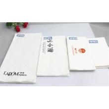 Serviette de table imprimée par coutume en gros