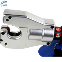 Sofisticada tecnologia cabo lug ferramenta de friso hidráulico alimentado por bateria manual de ferramentas de friso