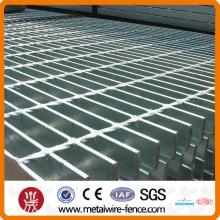 Plataforma de piso de aço galvanizado ralar