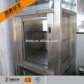 Ascenseur en acier inoxydable à vendre