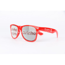Sunglasses With Custom Logo Printed On Lens