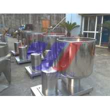 High Shear Mixing Tank with High Shear Emulsifying