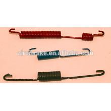 S707 brake hardware shoe spring and adjusting kit for Accent