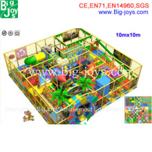 Customized Indoor Playground Equipment, Children Playground Indoor for Sale