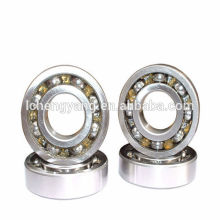 35*72*17 mm Industrial machine Deep Groove Ball Bearings 6207