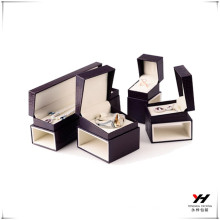 2018 custom special sliding and book shape jewelry boxes