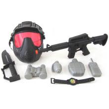 Лучшие Пластиковые боевое оружие игрушки для мальчика