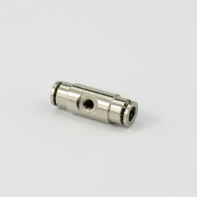 Air-Fluid Misting Nozzle Straight Fittings 1/4""