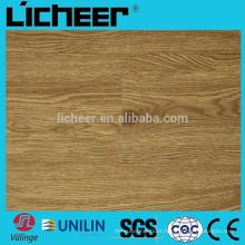 formaldehyde-free vinyl flooring/pvc flooring/valinge 5G/china supplier