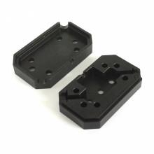 Piezas de plástico personalizadas de PVC PP PC ABS PMMA