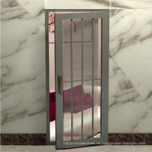 Feelingtop vidrios templados de seguridad al por mayor y puertas de aluminio laminadas de acristalamiento (FT-D70)