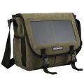 Sac à dos solaire de sport de qualité de mode, sac à dos scolaire fabriqué en Chine