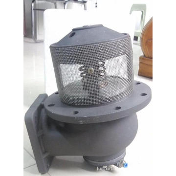 "4 ""Клапан трубопровода аварийного масляного бака алюминиевого дна (C804CQ-100)"