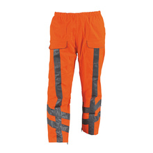 Hi Vis Work Pants with Reflective Tape
