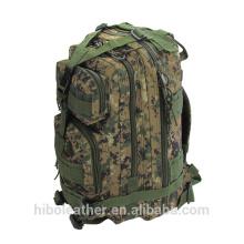 Hiking Camping Bag Army Military Tactical Trekking Rucksack Camo Backpack