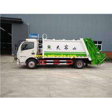 DFAC 142HP 4m3 Vehículos compactadores de basura