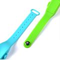 Силиконовый браслет для дезинфекции рук на заказ