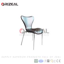 Горячая распродажа стекируемые используется гнутая фанера обеденный стул дешевый ресторан стулья для ресторана мебель для продажи