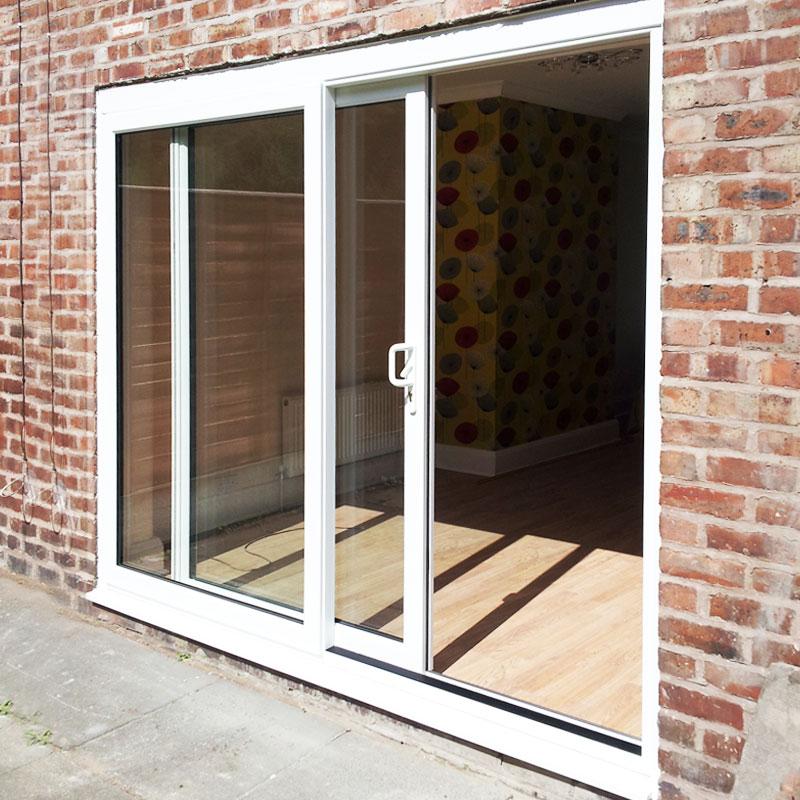 Luxury UPVC Sliding Patio French Doors 1